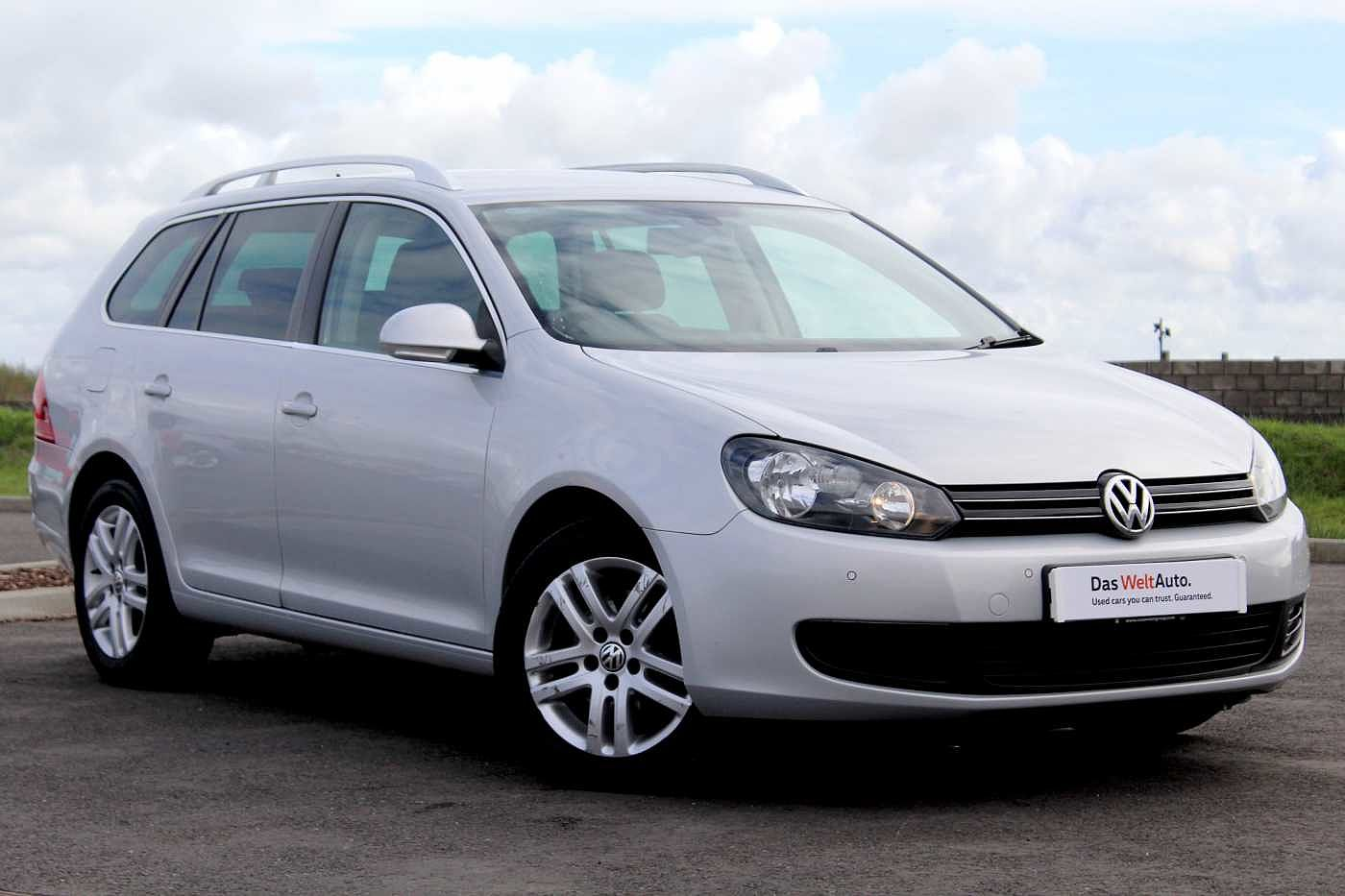 Volkswagen Golf 2.0 TDI SE 140PS DSG Estate
