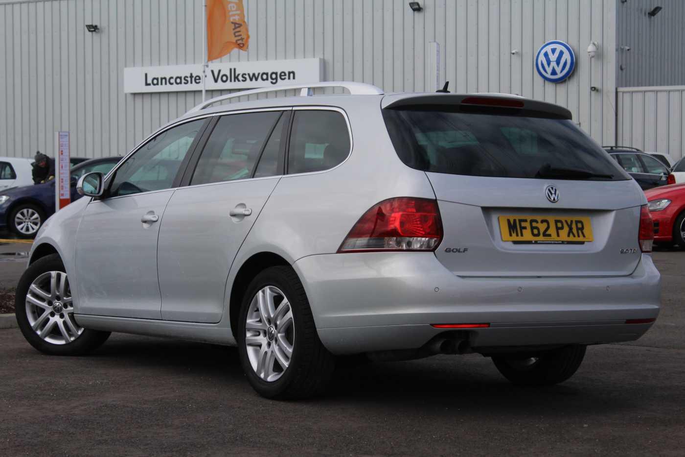 Volkswagen Golf 2.0 TDI SE 140PS DSG Estate