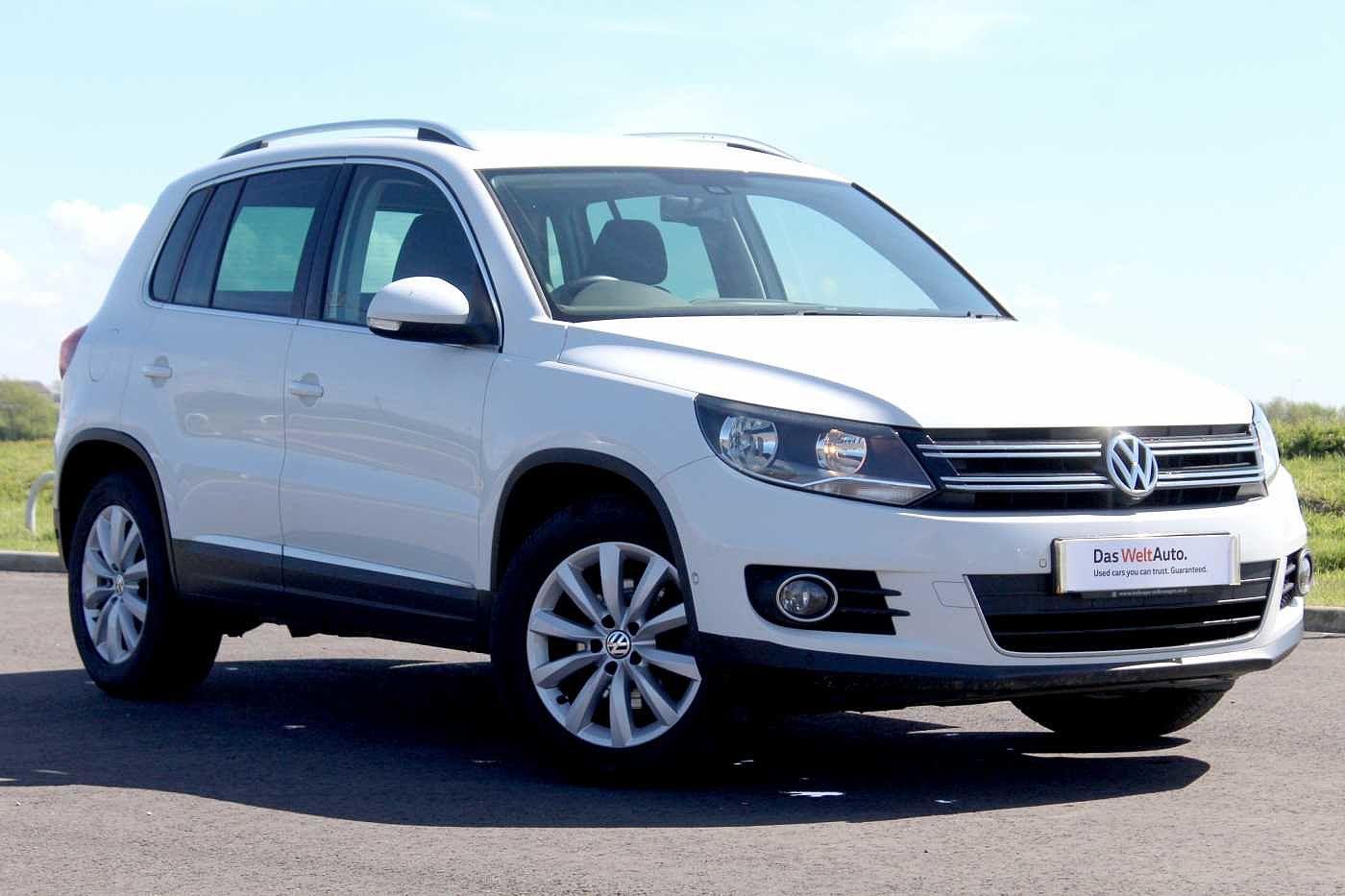 Volkswagen Tiguan 2.0 TDI 140PS 2WD Match 5Dr
