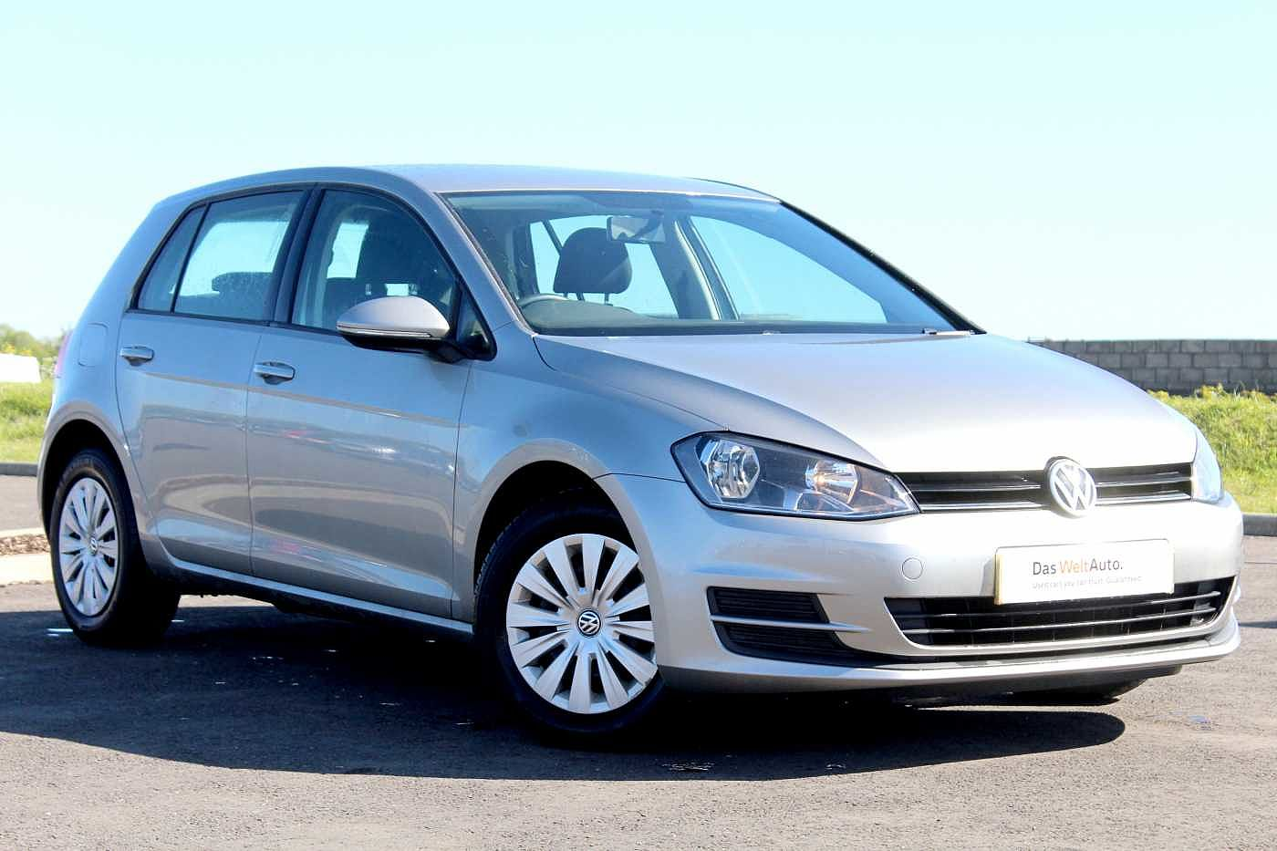 Volkswagen Golf 1.6 TDI S 105PS 5Dr