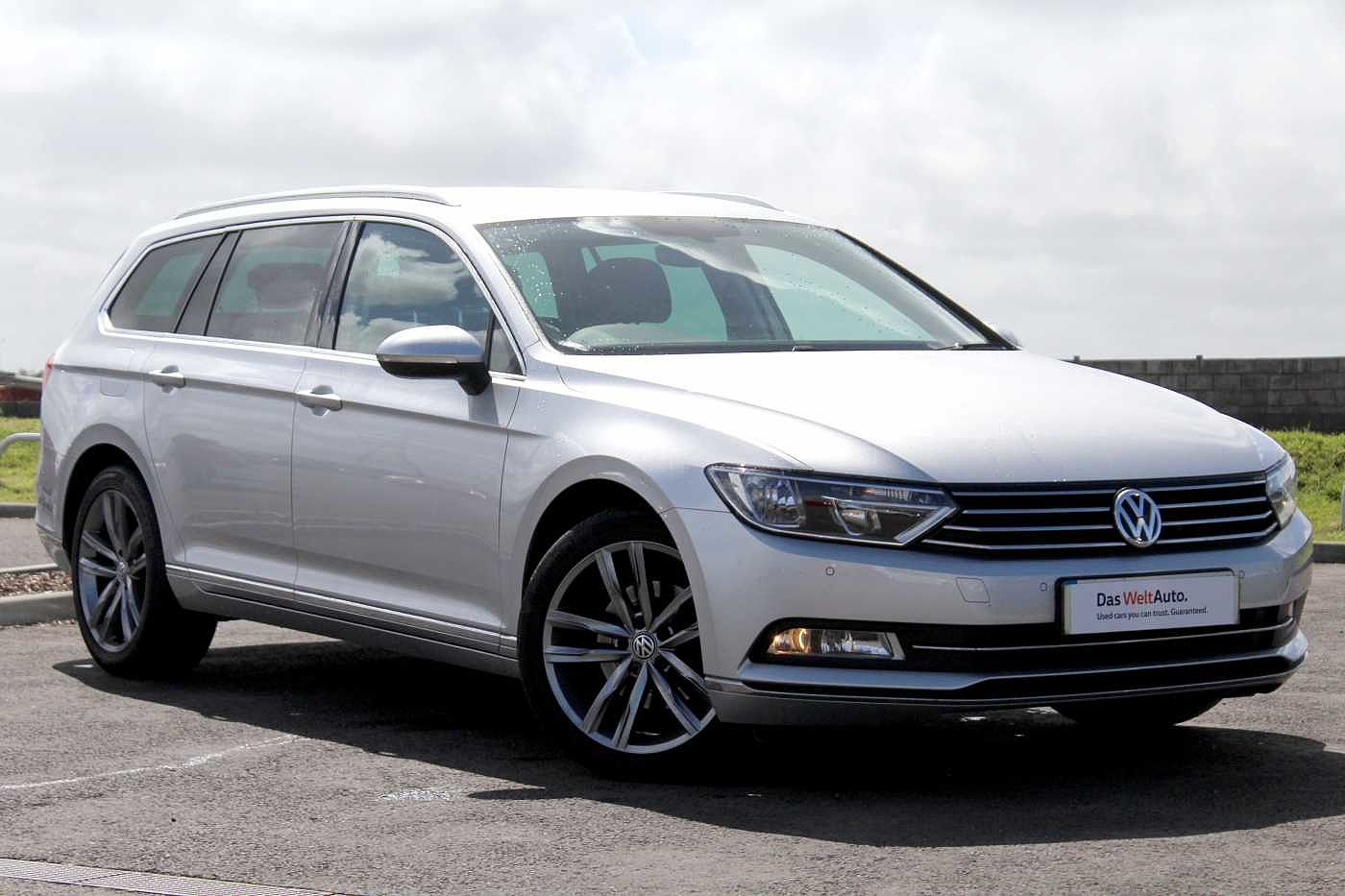 Volkswagen Passat 2.0 TDI GT 150PS Estate