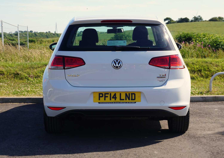 Volkswagen Golf 1.4 TSI SE 122PS