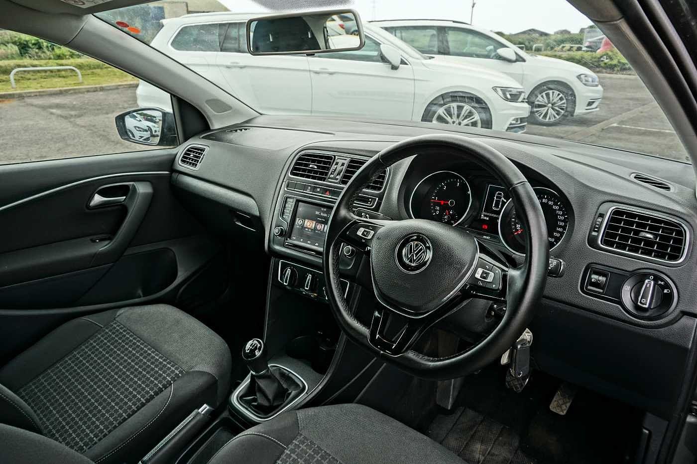Volkswagen Polo 1.4 TDI SE 75PS 5Dr