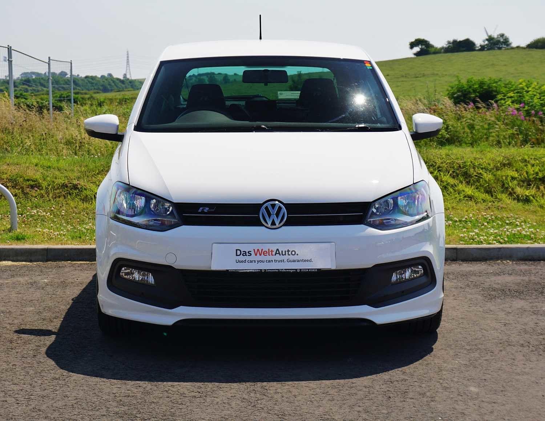 Volkswagen Polo 1.2 TSI R-Line 105PS