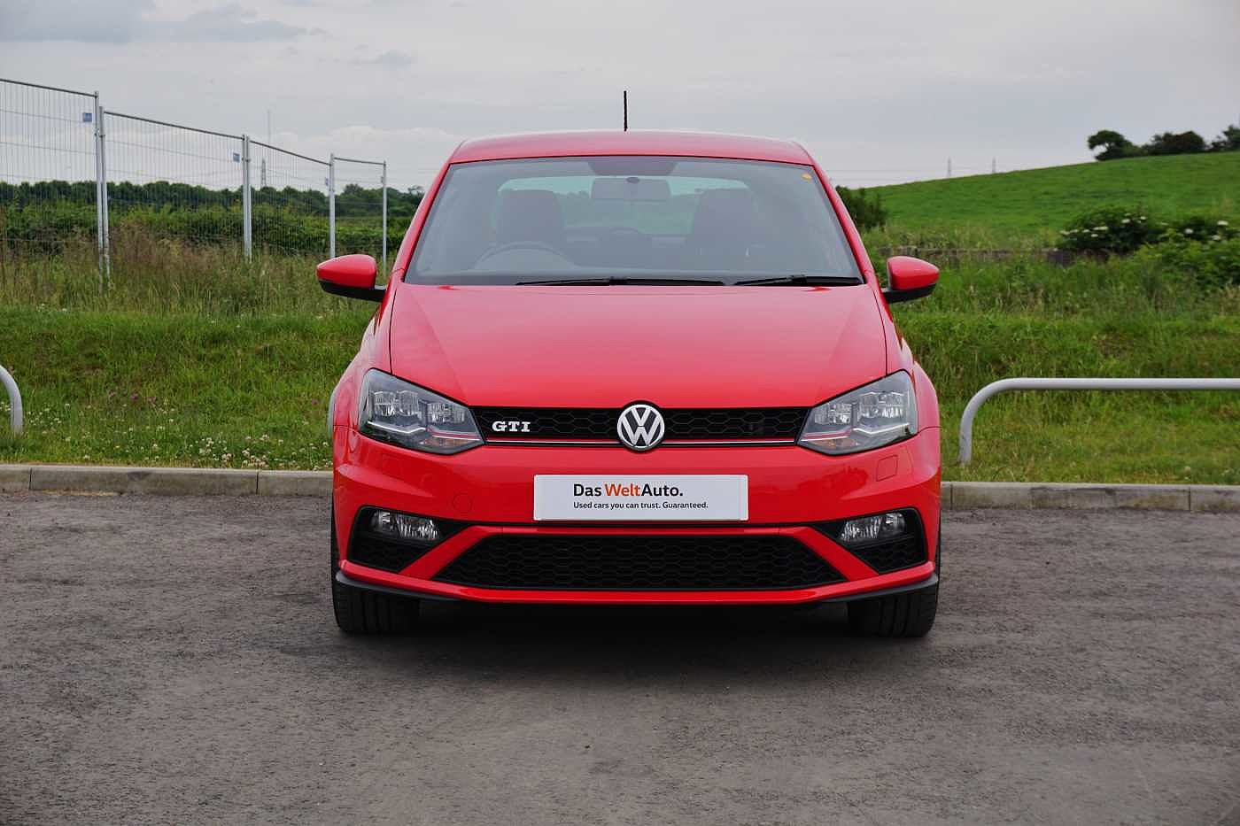 Volkswagen Polo 1.8 TSI GTI 192PS