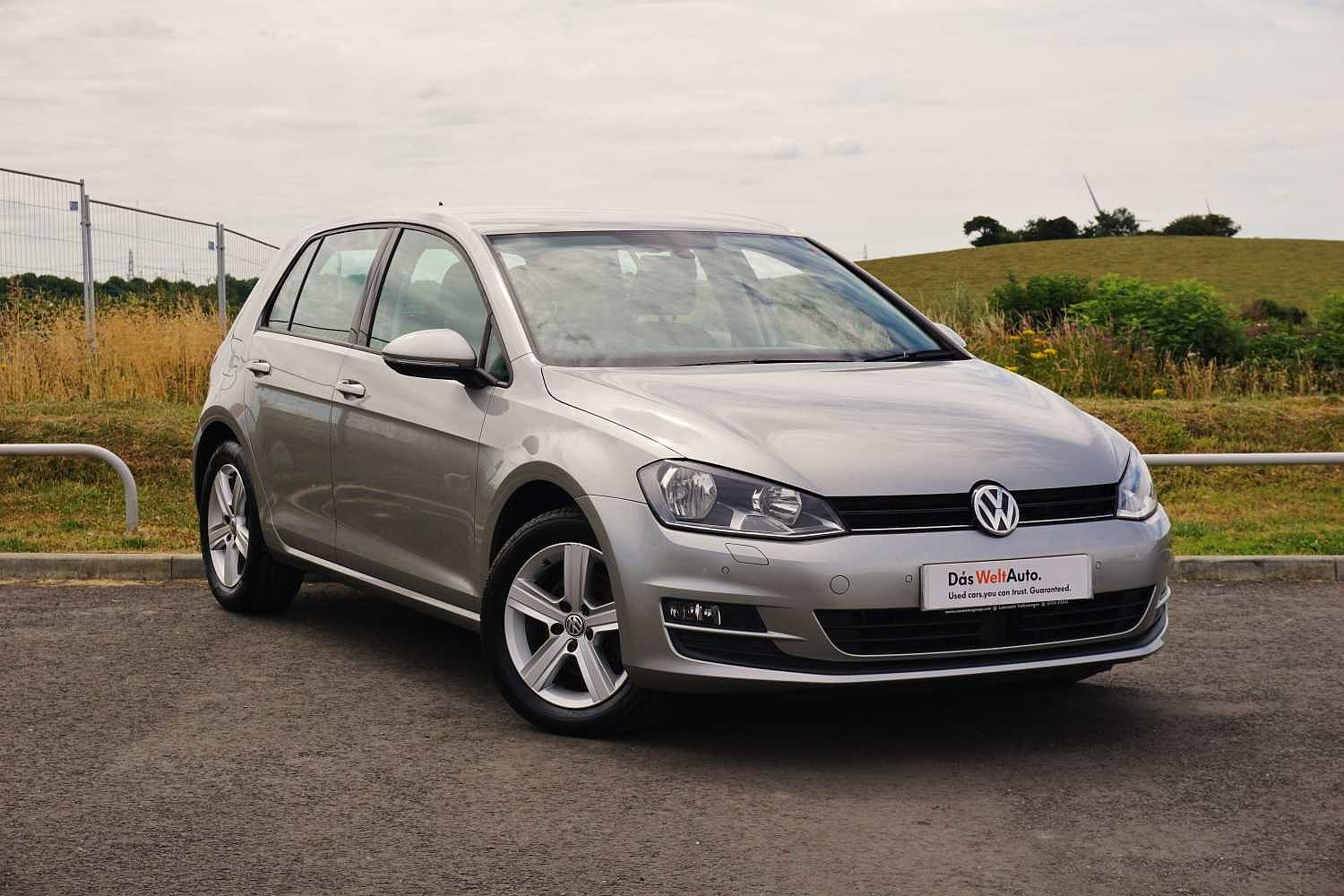 Volkswagen Golf 1.6 TDI Match Edition 110PS 5Dr