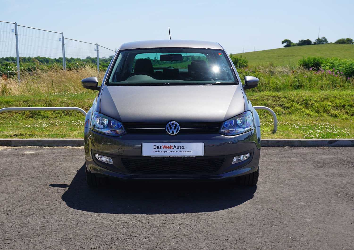 Volkswagen Polo 1.2 60PS Match 5Dr