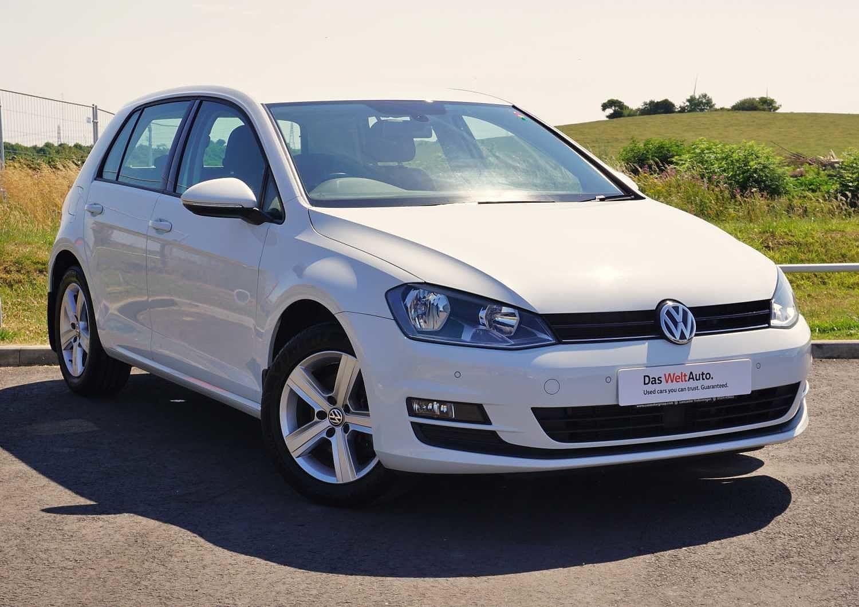 Volkswagen Golf 1.4 TSI Match 122PS 5Dr
