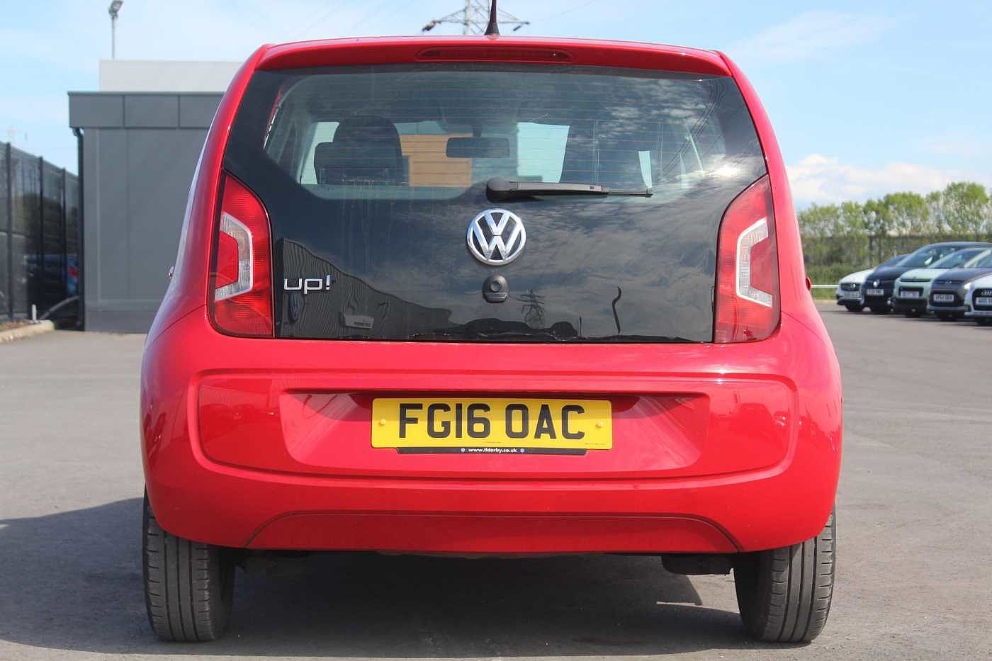 Volkswagen up! Images