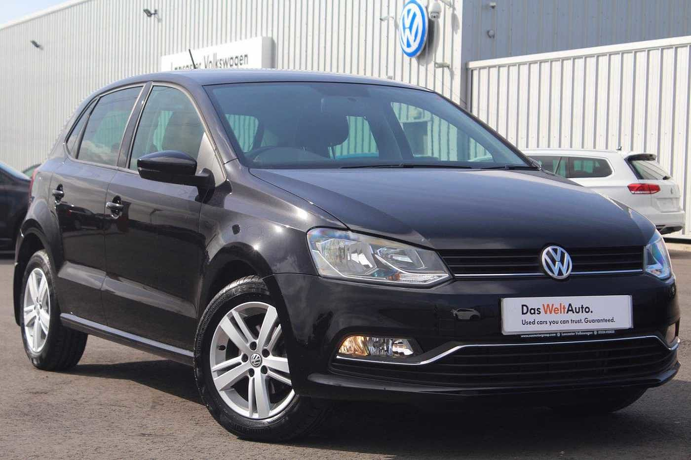 Volkswagen Polo 1.0 (60 PS) New Match BMT 5dr Hatchback