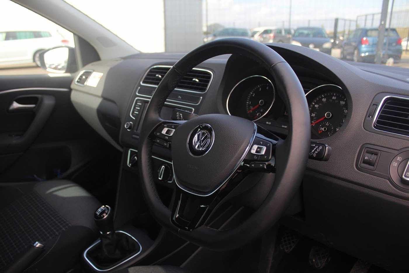 Volkswagen Polo Mark 5 1.0 (60 PS) New Match BMT 5dr Hatchback