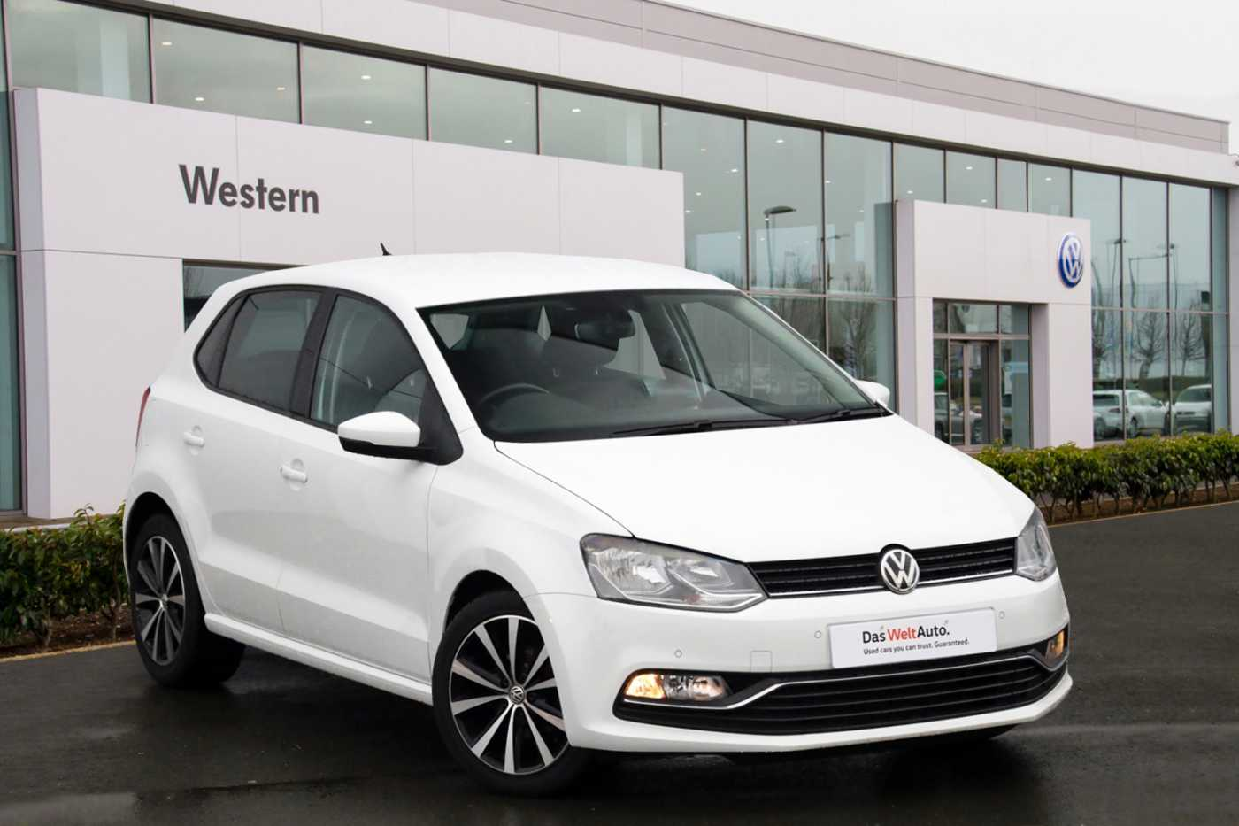 2018 Polo 1.2 TSI Match Edition 90PS 5Dr for Sale in Edinburgh