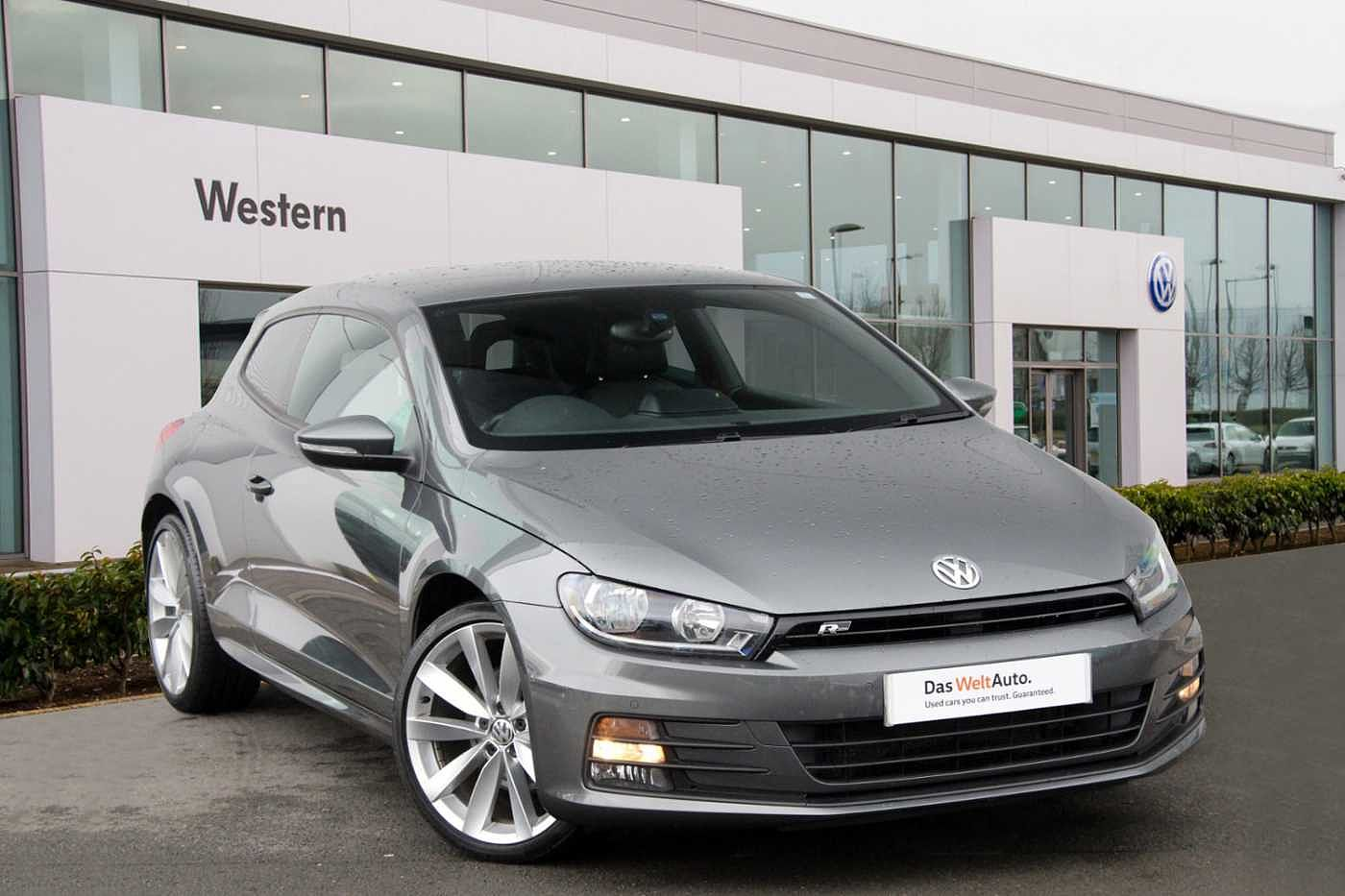 2017 Scirocco Coupe 2.0 TSI 180 BlueMotion Tech R Line 3dr for Sale in Edinburgh