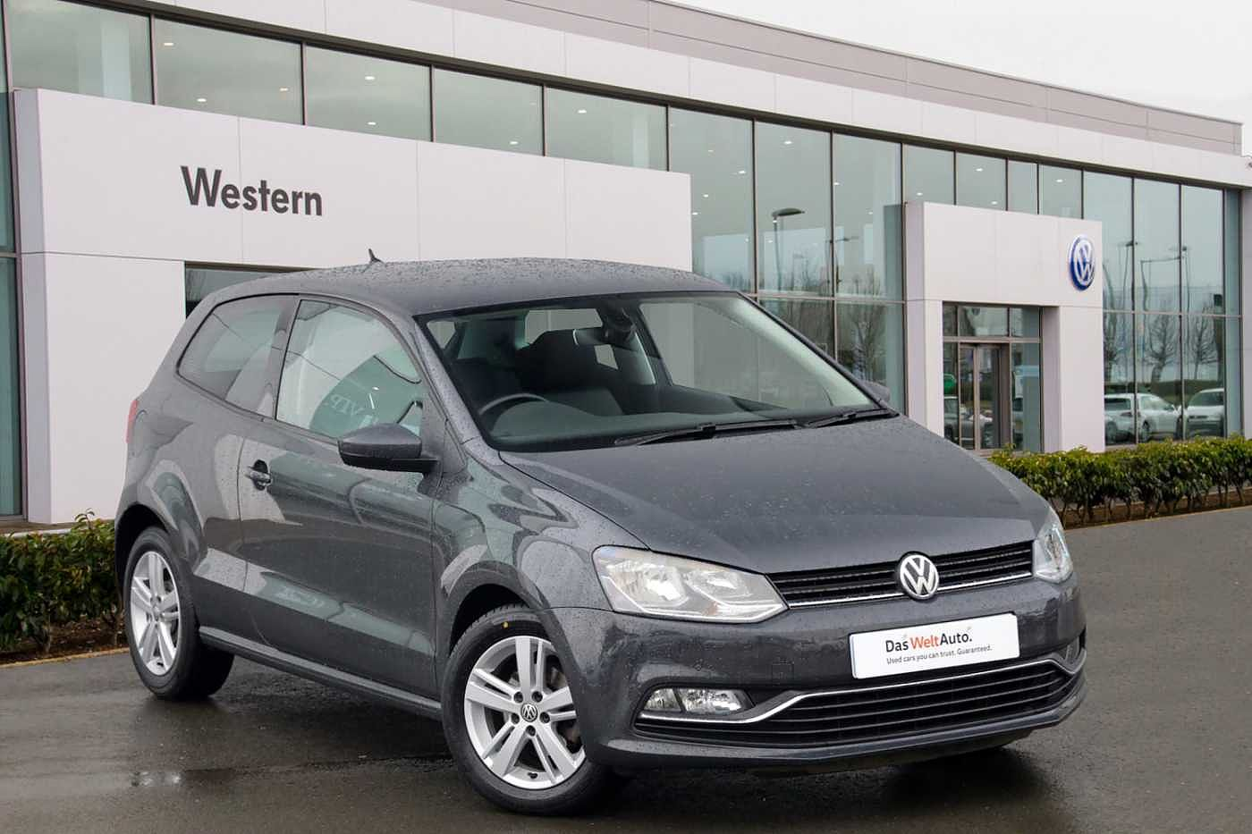 2017 Polo 1.0 Match 60PS 3Dr Hatchback for Sale in Edinburgh