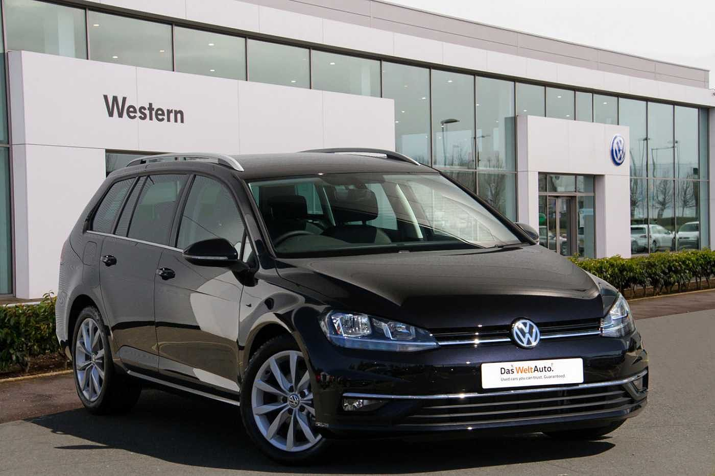 Volkswagen Golf Diesel Estate for sale