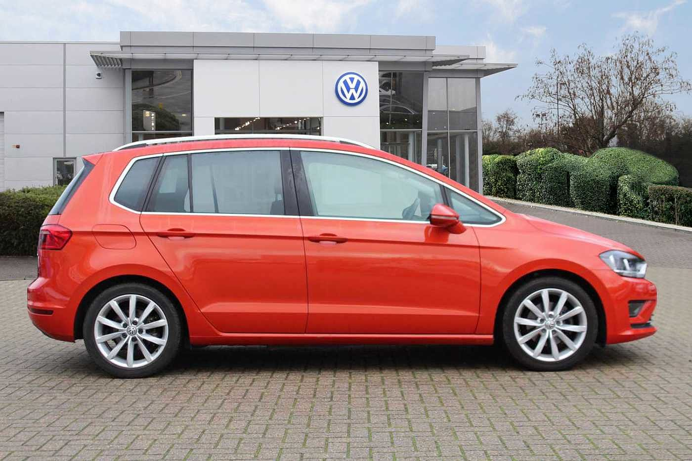 Golf SV 1.4 TSI GT 150PS MPV 5Dr