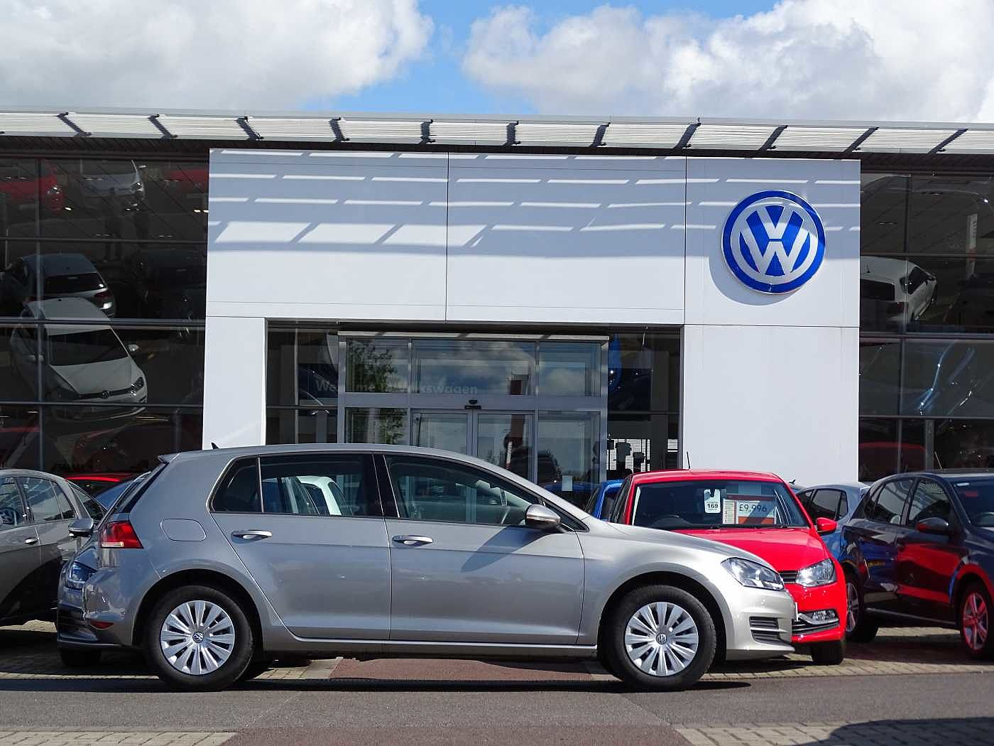 Golf 1.4 TSI S BMT (125 PS) 5-Dr | Bournemouth & Poole | Breeze VW