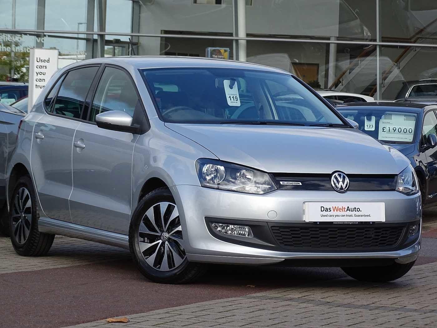 Polo 1.0 TSI (s/s) (95 PS) 5-Dr | Bournemouth & Poole | Breeze VW